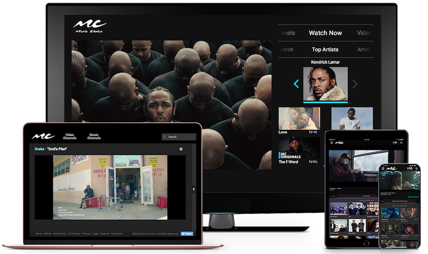 Music Choice | Free Music You're Going To Love