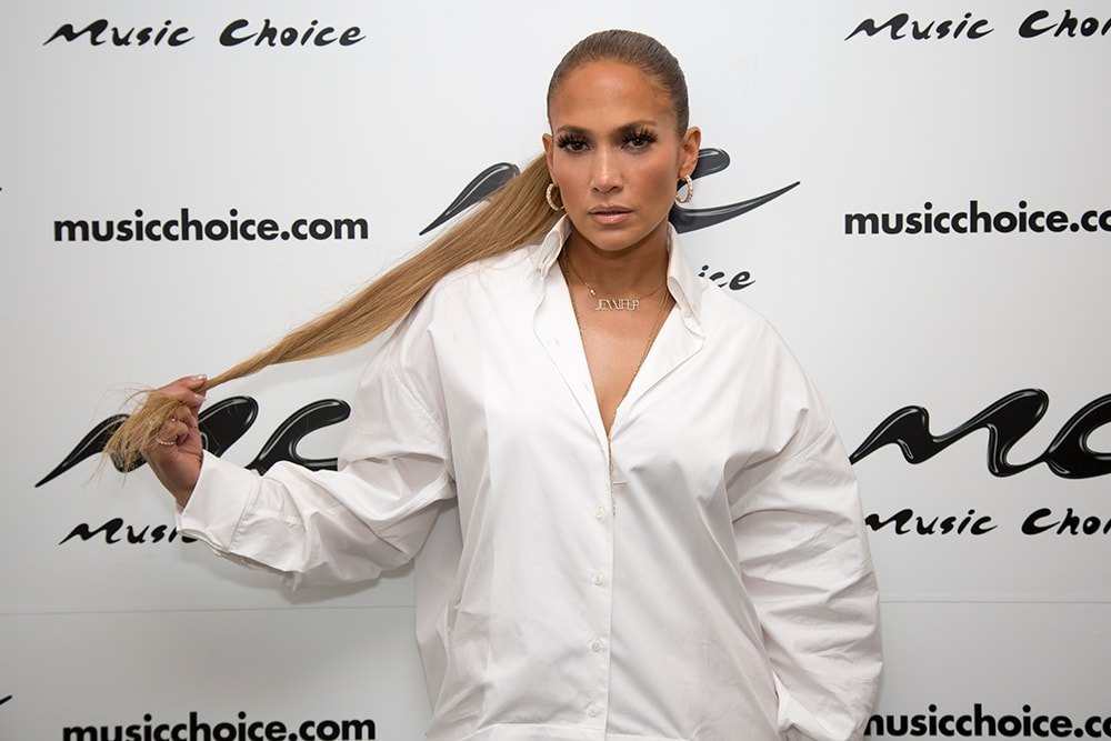 Jennifer Lopez Music Choice