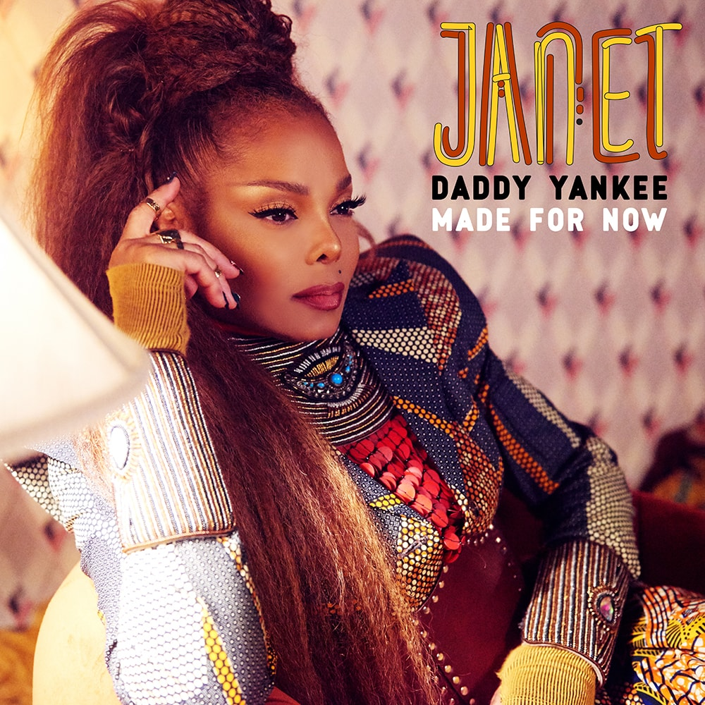 Janet Jackson and Daddy Yankee Made For Now