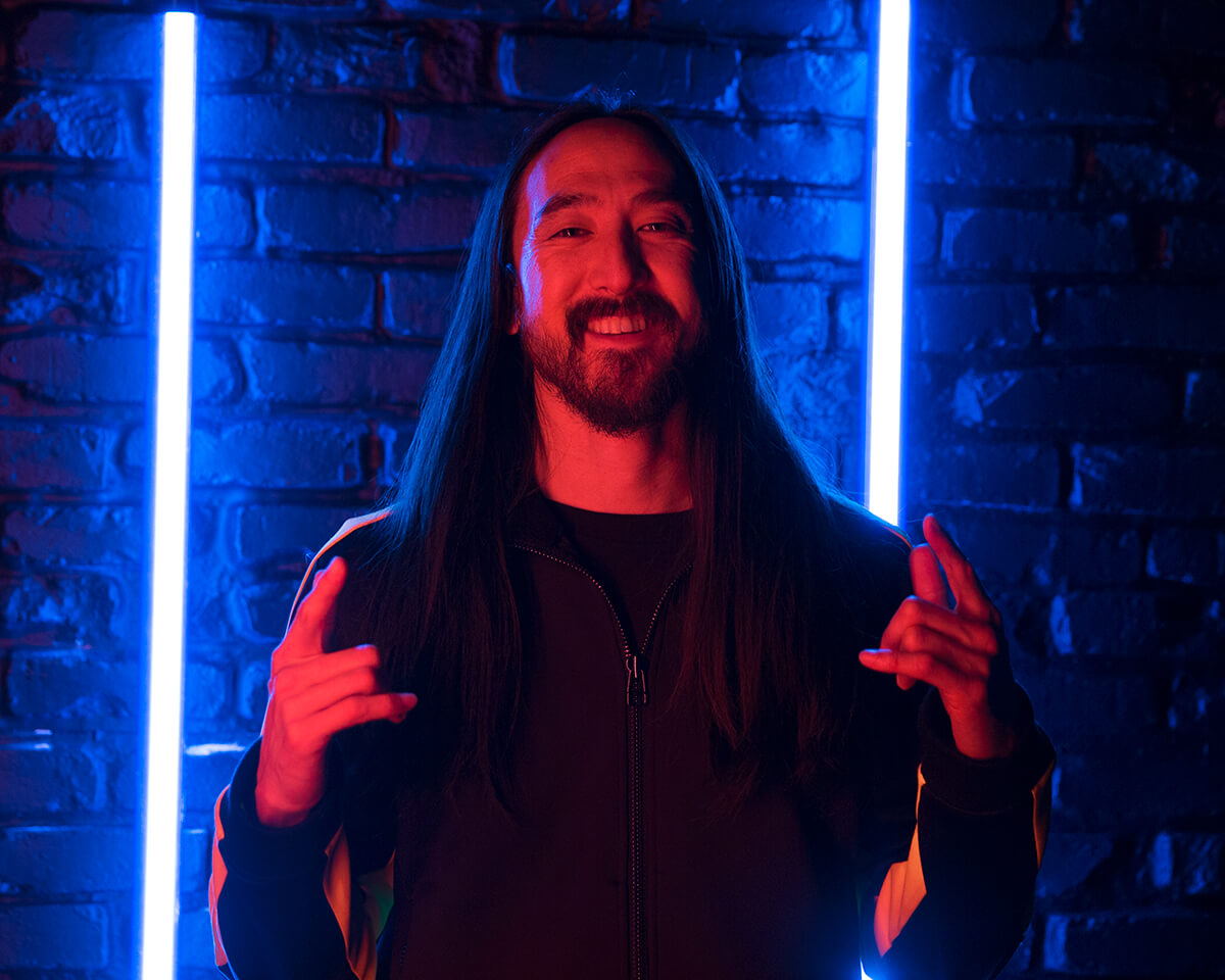 steve aoki music choice