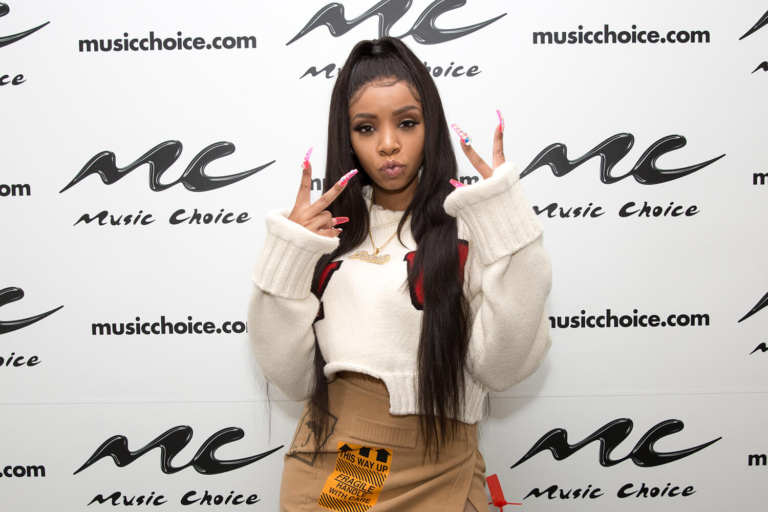 lightskinkeisha at music choice