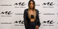 Ally Brooke At Music Choice