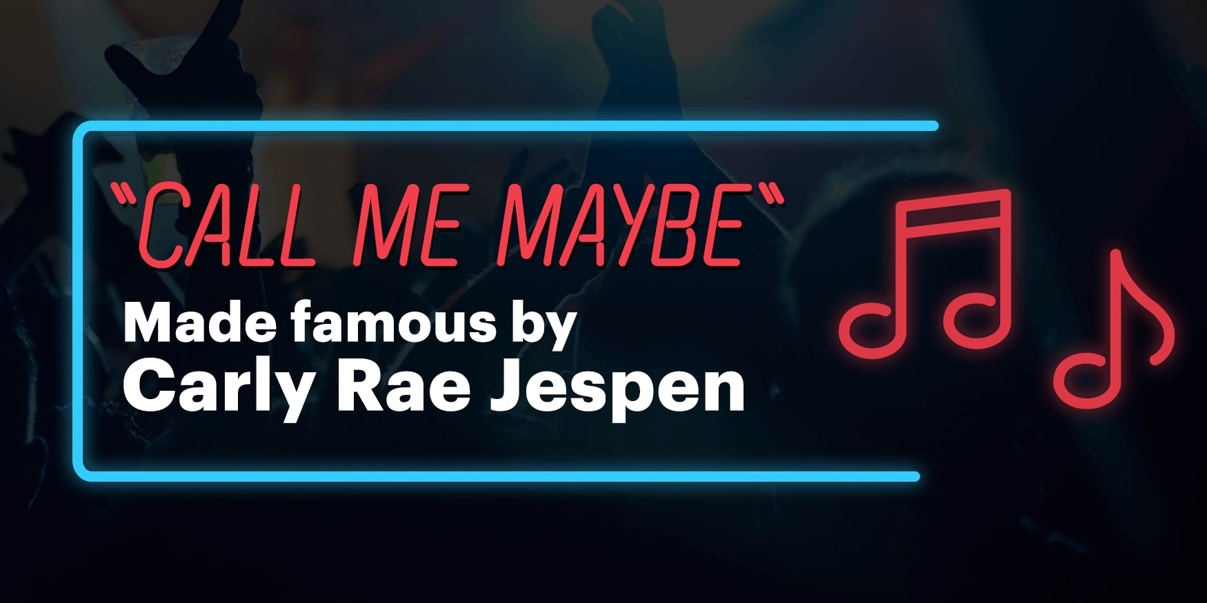 Carly Rae Jespen - Call Me Maybe