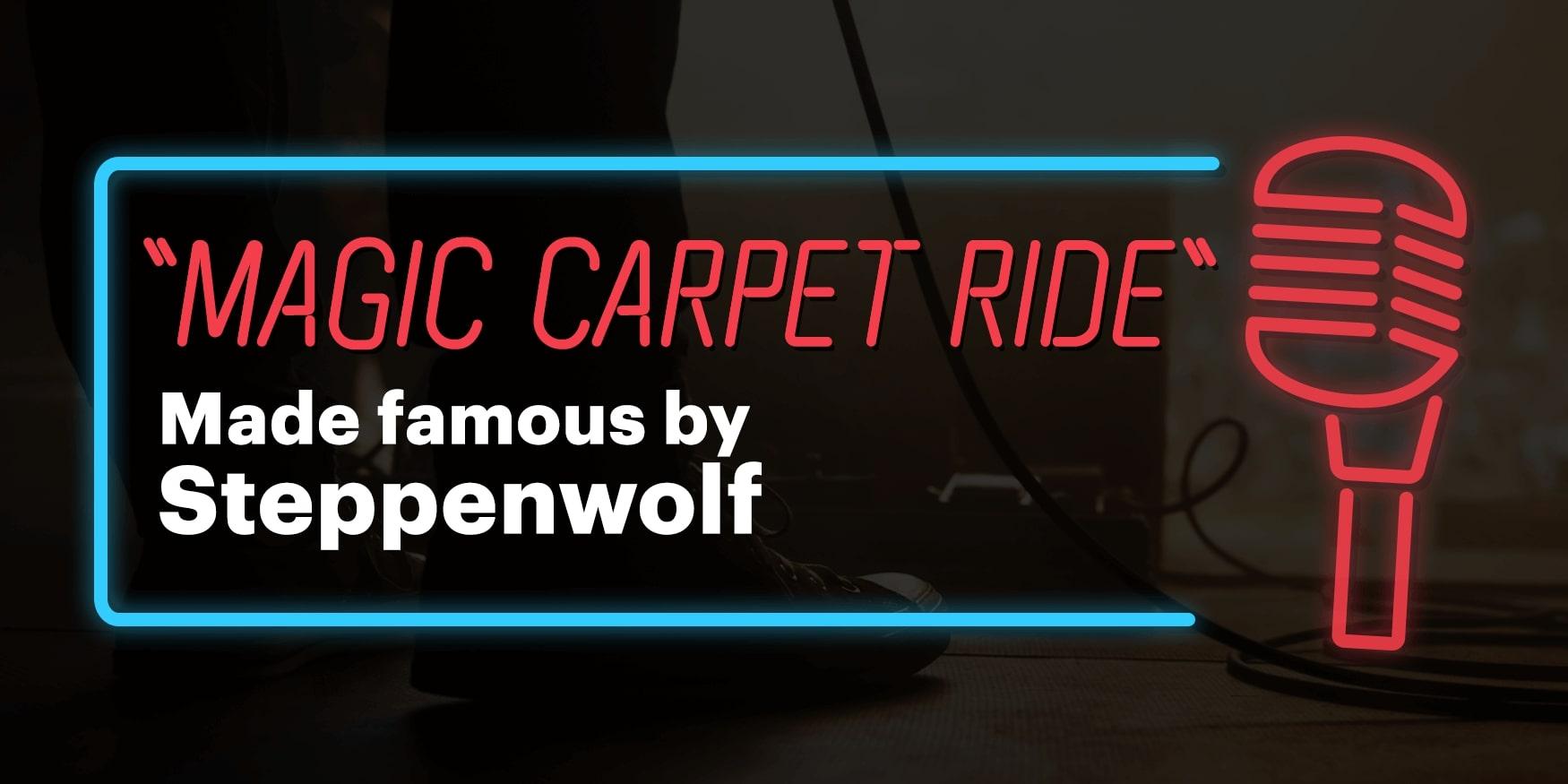 Steppenwolf 1