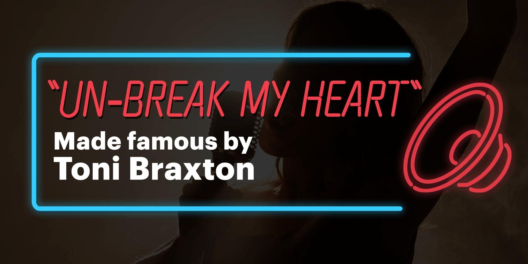 Toni Braxton - Unbreak 2