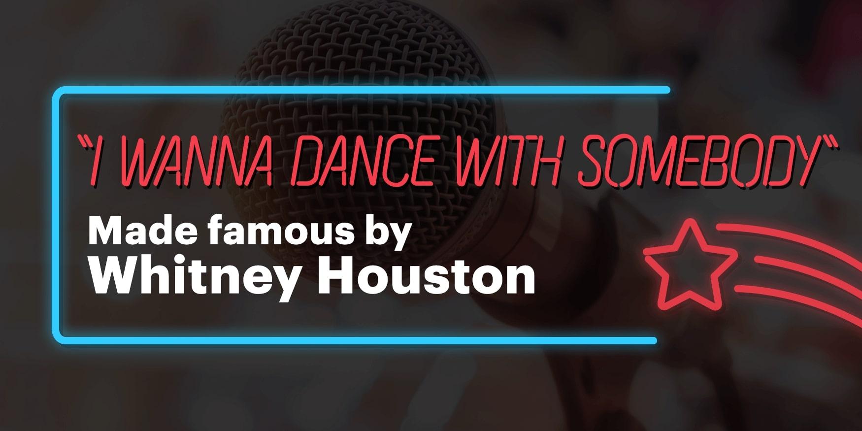 Whitney Houston - Dance