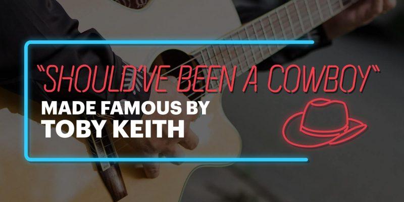 Tony Keith - Should've Been a Cowboy